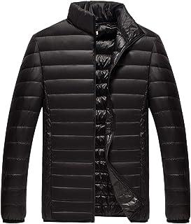 [アキミデ]メンズ ダウンジャケット 薄手の保温ダウンジャケット ダウン ジャケッミニサイズの便利な服ト