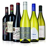 Best of French Red and White Wine - 6 Bottles (