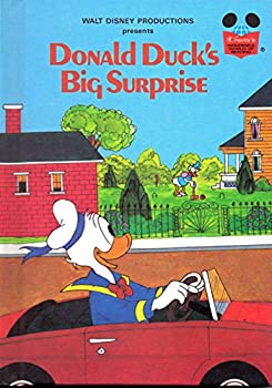 Donald Duck's Big Surprise - Book  of the Disney's Wonderful World of Reading