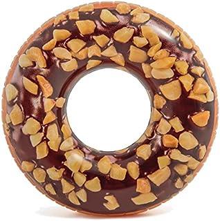 Intex Floating Raft NUTTY CHOCOLATE DONUT TUBE, 56262