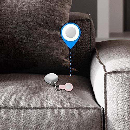 Copertura Protettiva Per Airtag Accessorio Per AirTags Bluetooth Tracker Anti-Lost Leather Custodia In Pelle Impermeabile Copertura Della Pelle Portatile Caso Resistente Ai Graffi Antiurto Morbida