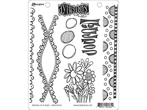 Ranger DR Anatomy/Pg Dylusions Stamps AnatomyOfAPage