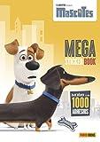 Mascotes. Mega Sticker Book