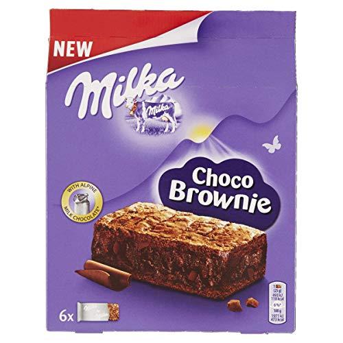 Milka Mini Cakes Choko Brownie, 150 g