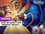 Home al estilo de Cast of Beauty and the Beast (Disney Original)