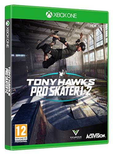 Tony Hawk's Pro Skater 1+2 XBOX (Edición Exclusiva Amazon)