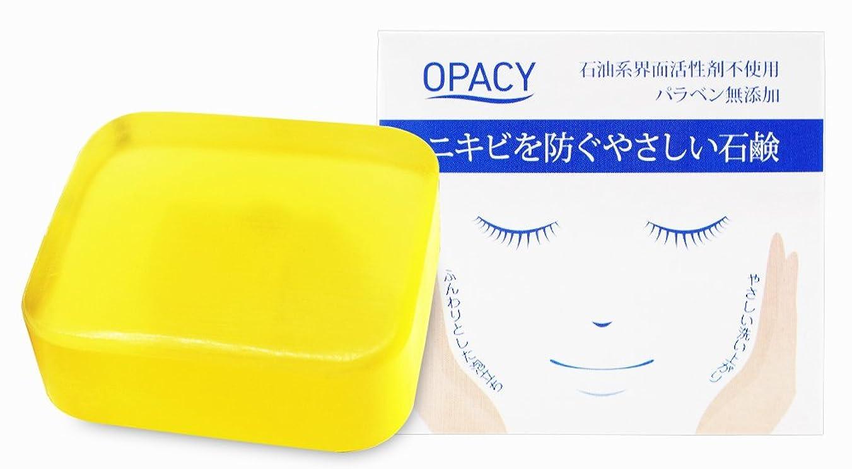 明示的に今後記念碑的なオパシー石鹸100g (1個)