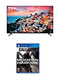 TCL 43' Class 5-Series TV - 43S525 & Call of Duty:...