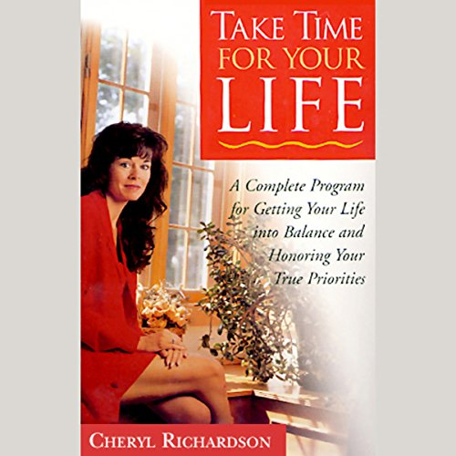 Take Time for Your Life audiobook cover art