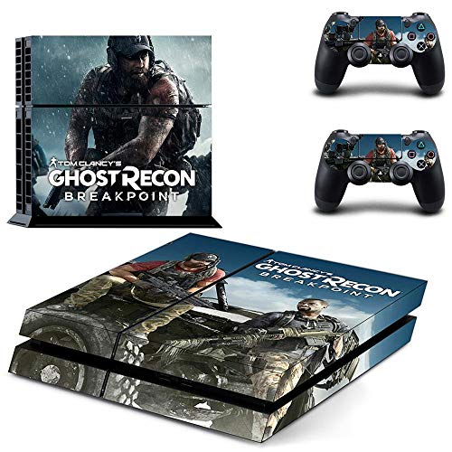 DSSJ Ps4 Stickers Playstation 4 Skin Sticker para Playstation 4 Ps4 Console & Controller Skins