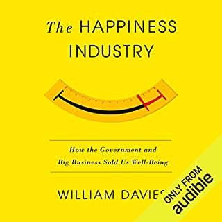 Couverture de The Happiness Industry