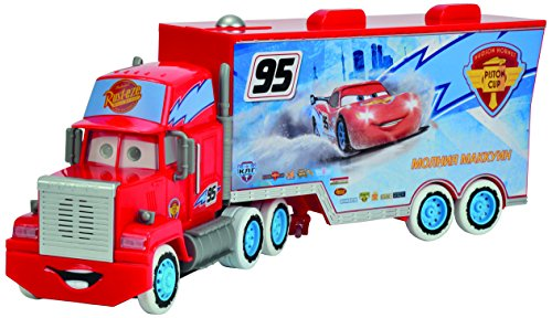 Dickie Toys Racing Turbo Mack Truck Remote Controlled Car - Juguetes de Control Remoto
