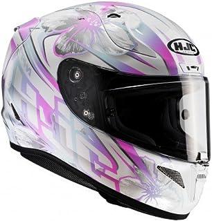 HJC Motorradhelm RPHA 11 Candra MC8, Pink/fuschia, Größe XS