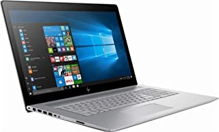 HP Envy 17t Laptop - Intel Quad Core 8Th Gen i7-8550H, 16GB, 1TB, DVD-RW, 17.3 Touchscreen FHD, NVIDIA GeForce MX150 2GB, Eng-KB, Windows 10, Silver