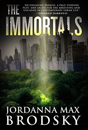 The Immortals (Olympus Bound (1))