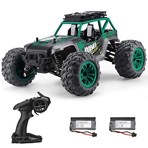 Powerextra RC Cars, G168 High Speed 36 KM/H Remote Control Truck, 1:14...