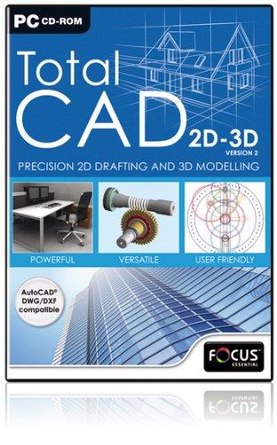 Total CAD 2D-3D Version 2 (PC)