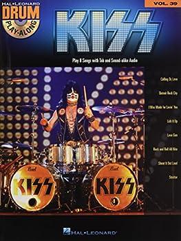 Kiss  Drum Play-Along Volume 39  Hal Leonard Drum Play-Along