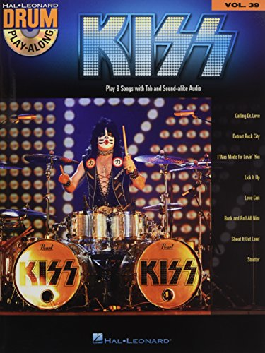 Kiss: Play 8 Songs with Tab and Sound-Alike Audio