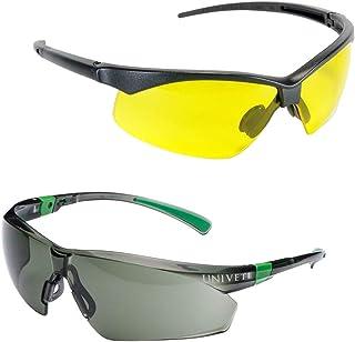 Kit 2 Óculos Esportivo Bike Ciclismo Mtb Escuro + Noturno