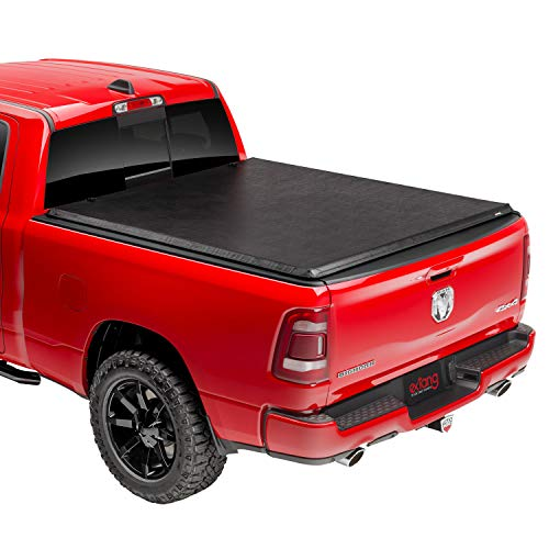 Extang Express Tonno Soft Roll-up Truck Bed Tonneau Cover | 50791 | Fits 2009-14 Ford F150 w/rail system 6'6