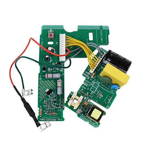 Hochwertige LEITERPLATTE - Platine für Vorwerk Elektrobürste EB 360/370 kompatibel - Kobold VK 136/140/150 - Bestleistung beim Saugen