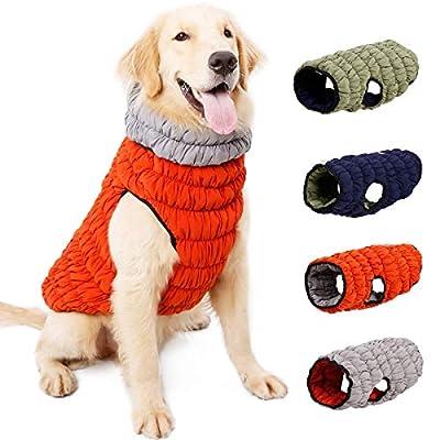 Coppthinktu Dog Jacket Waterproof, Dog Coats Re...