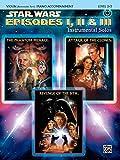 Star Wars Episodes I, II & III Instrumental Solos for Strings: Violin, Book & CD (2005-06-01)