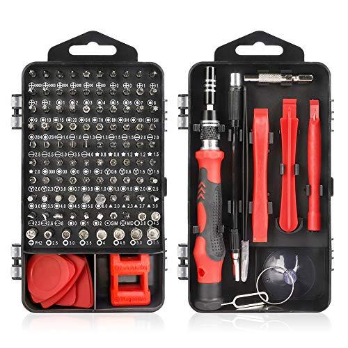 Juego de destornilladores Juego de herramientas de reparación de destornilladores de precisión Juego de destornilladores...