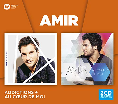 Coffret 2cd:Addictions & au Coeur de Moi