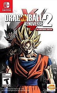 BANDAI NAMCO Entertainment Dragon Ball XENOVERSE 2 vídeo - Juego (Nintendo Switch, Acción, T (Teen))