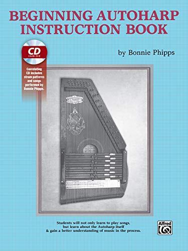 Beginning Autoharp Instruction Book  - incl. CD