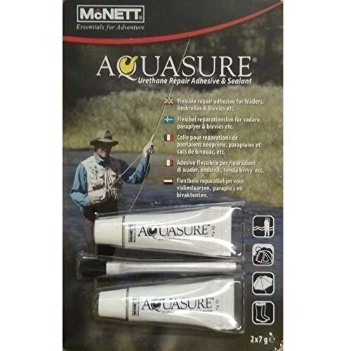McNett Aquasure Twin Pack 2x7g Wader Neoprenreparatur