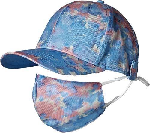 PEG Baseball Cap & Mask Combo (Tiedye)