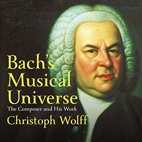 Bach's Musical Universe cover art