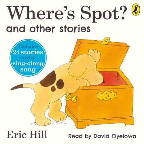 『Where's Spot? and Other Stories』のカバーアート