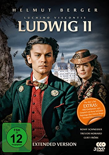Ludwig II. (Extended Version, 3 Discs)