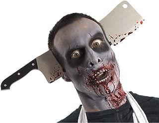 Rubie's Costume Zombie Shop Cleaver Through Head