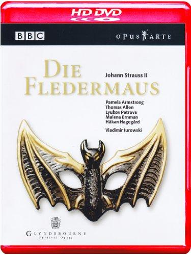 Johann Strauss - Die Fledermaus (London Philharmonic Orchestra, Vladimir Jurowski) [HD DVD]