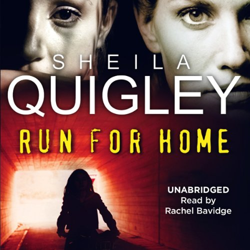 Run for Home audiobook cover art