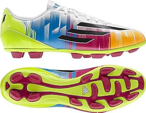 Adidas Chaussures nocke Chaussures F5Chaussures de Football HG hartplatz Gants (Messi) Runwht noir