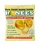 Honees Honey Lemon Menthol Cough Drops, 20 Count Bag, Package may vary