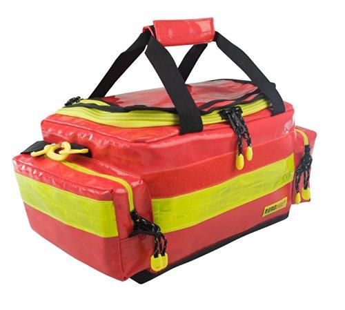AEROcase® - Pro1R BM1 - Notfalltasche Polyester Gr. M - Rettungsdienst Notfall Rucksack - NotfalNotfalltasche MIH Medical