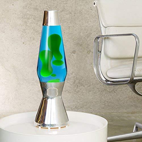 Blu Mathmos Astro la prima lampada Lava
