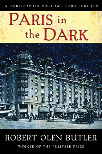 Image of Paris in the Dark (Christopher Marlowe Cobb Thriller (4))