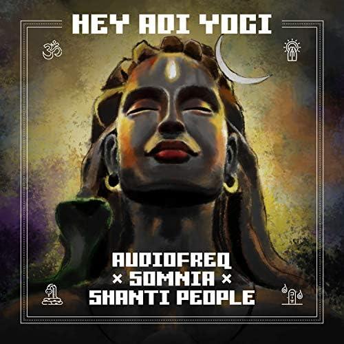 AudioFreQ, Somnia & Shanti People