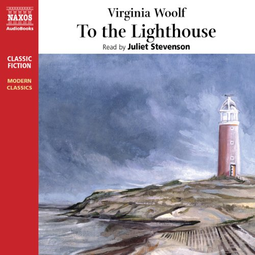 To the Lighthouse audiobook cover art
