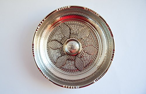 Turkish Authentic Copper Bath Bowl & Hammam Bowl - Turkish SPA Bowl