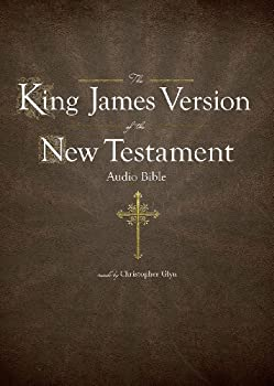 Audio CD The King James Version of the New Testament (Audio Bible) (King James Version Audio Bible) Book