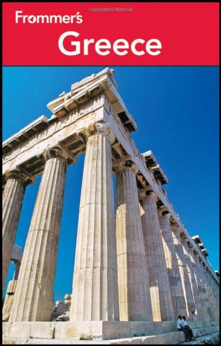 Hot Sale Frommer's Greece (Frommer's Complete Guides)